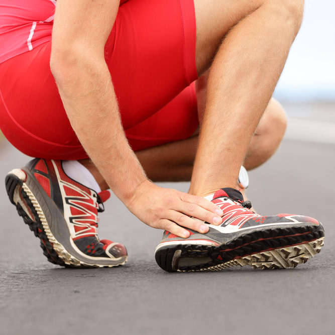 Achilles tendon pain and treatment - Up and Running podiatry Melbourne