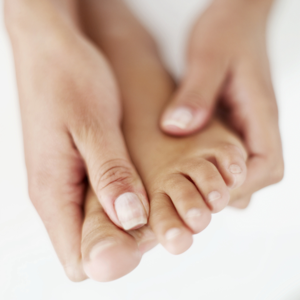 Morton's Neuroma - Up and Running podiatry