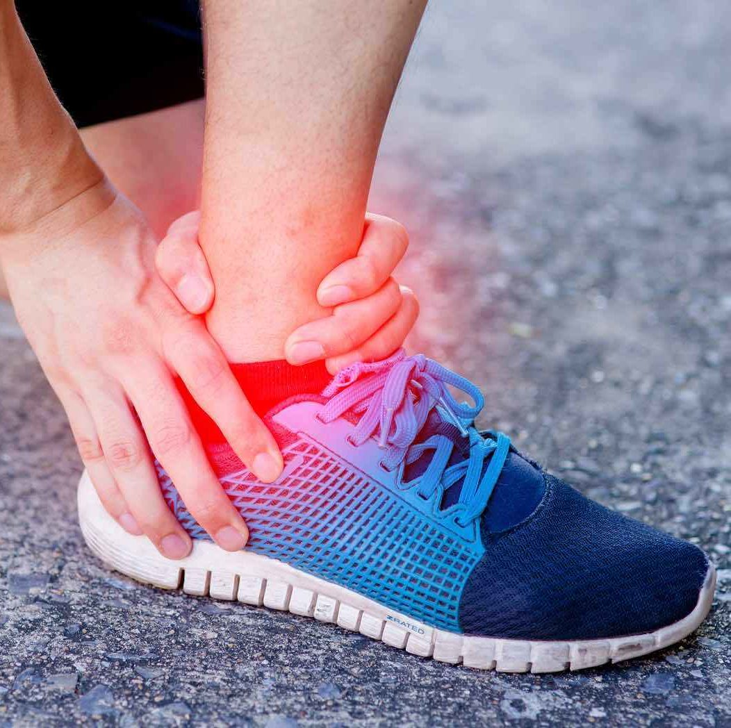 ankle sprains - Up and Running Podiatry Melbourne